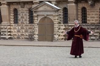 Hamlet Actor, Kronborg
