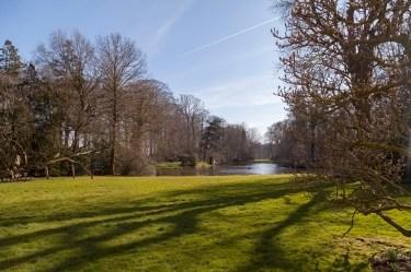 Loppem Castle Lake