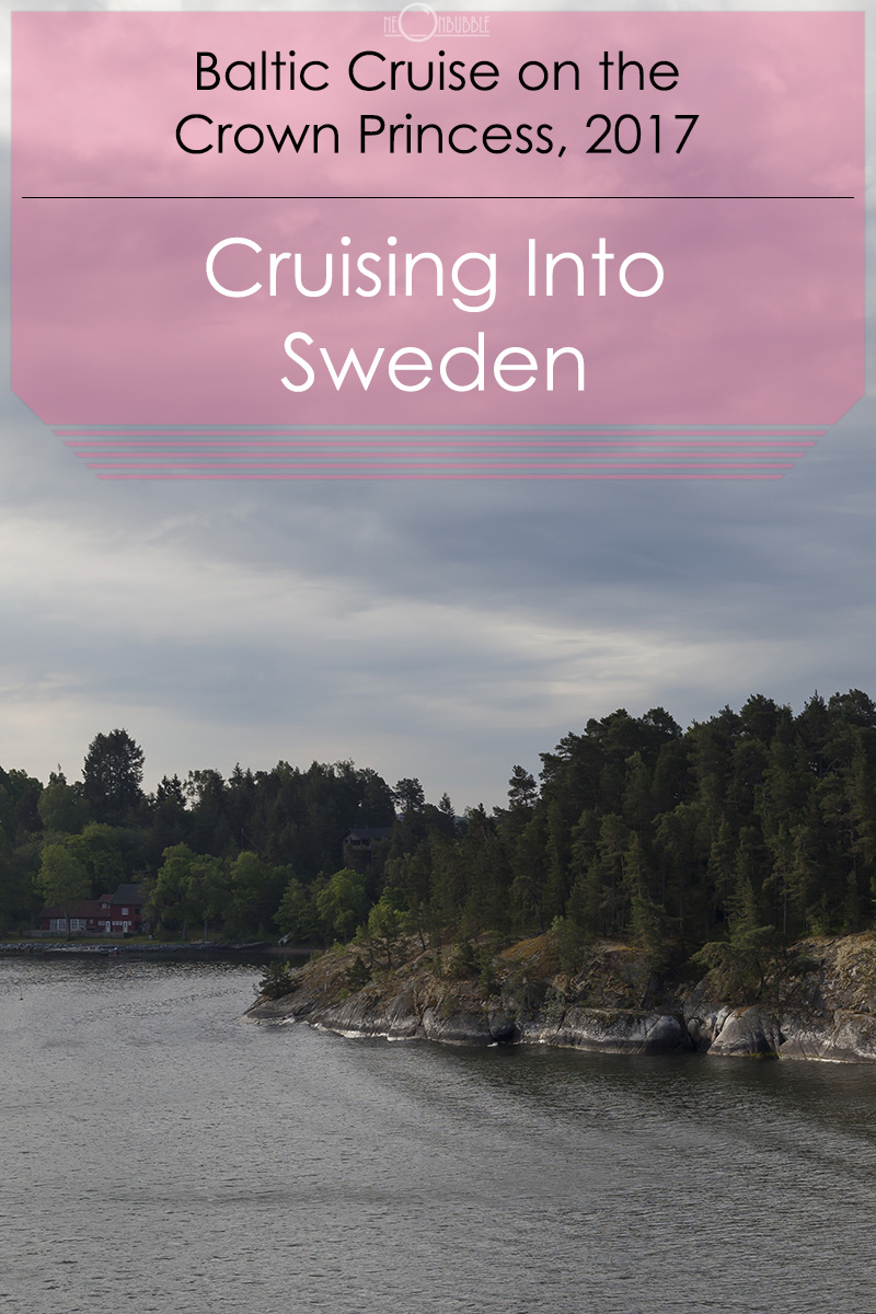 Cruising Into Sweden