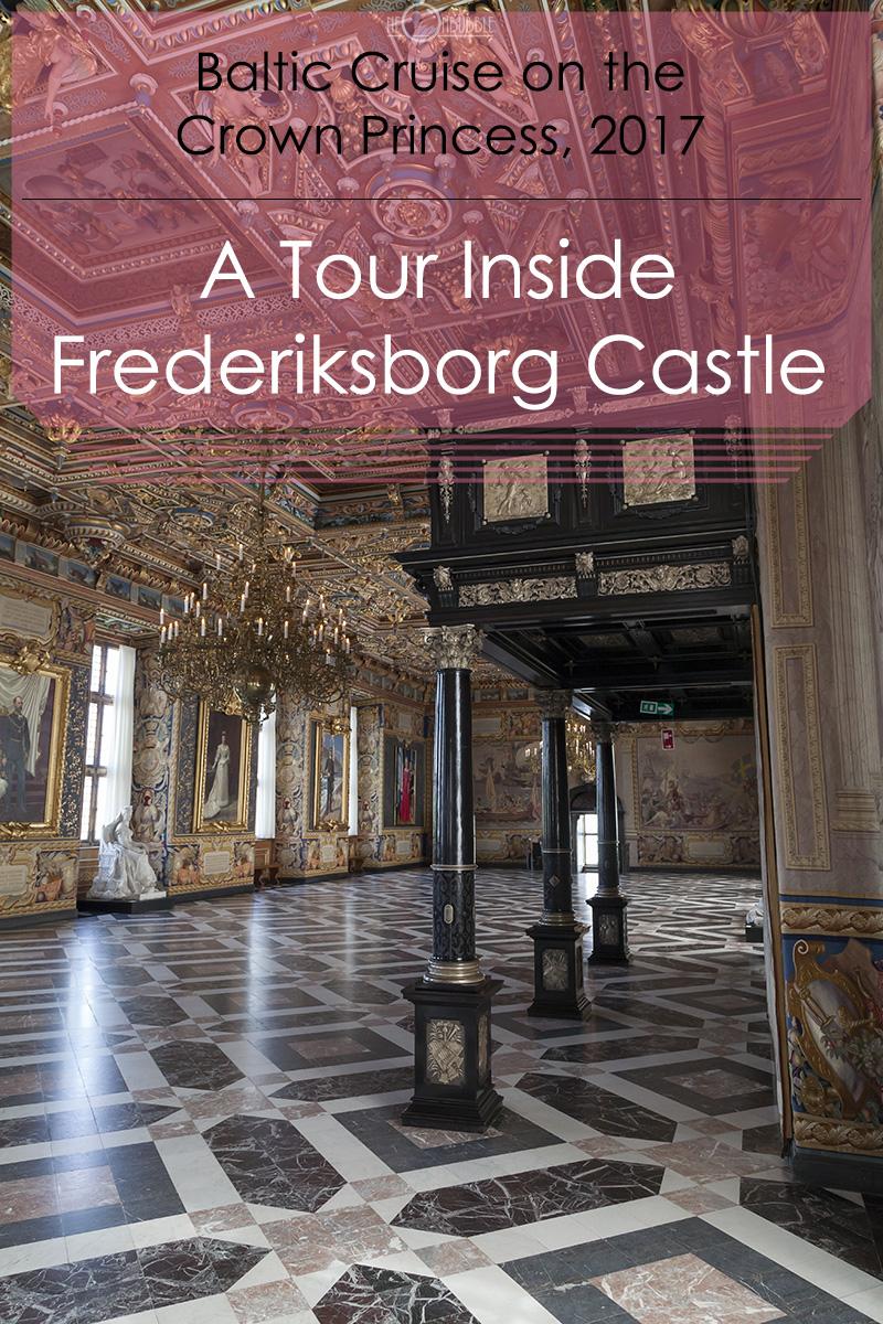 Frederiksborg Castle Inside Tour