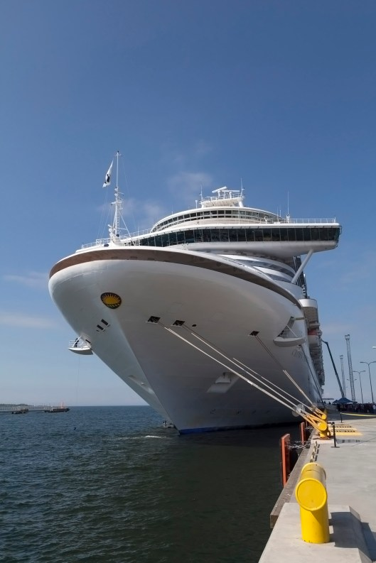 Crown Princess, Tallinn, Estonia