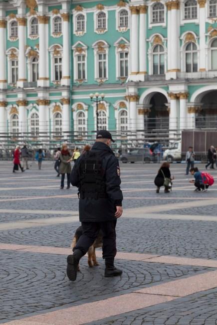 Winter Palace, Palace Square, Saint Petersburg