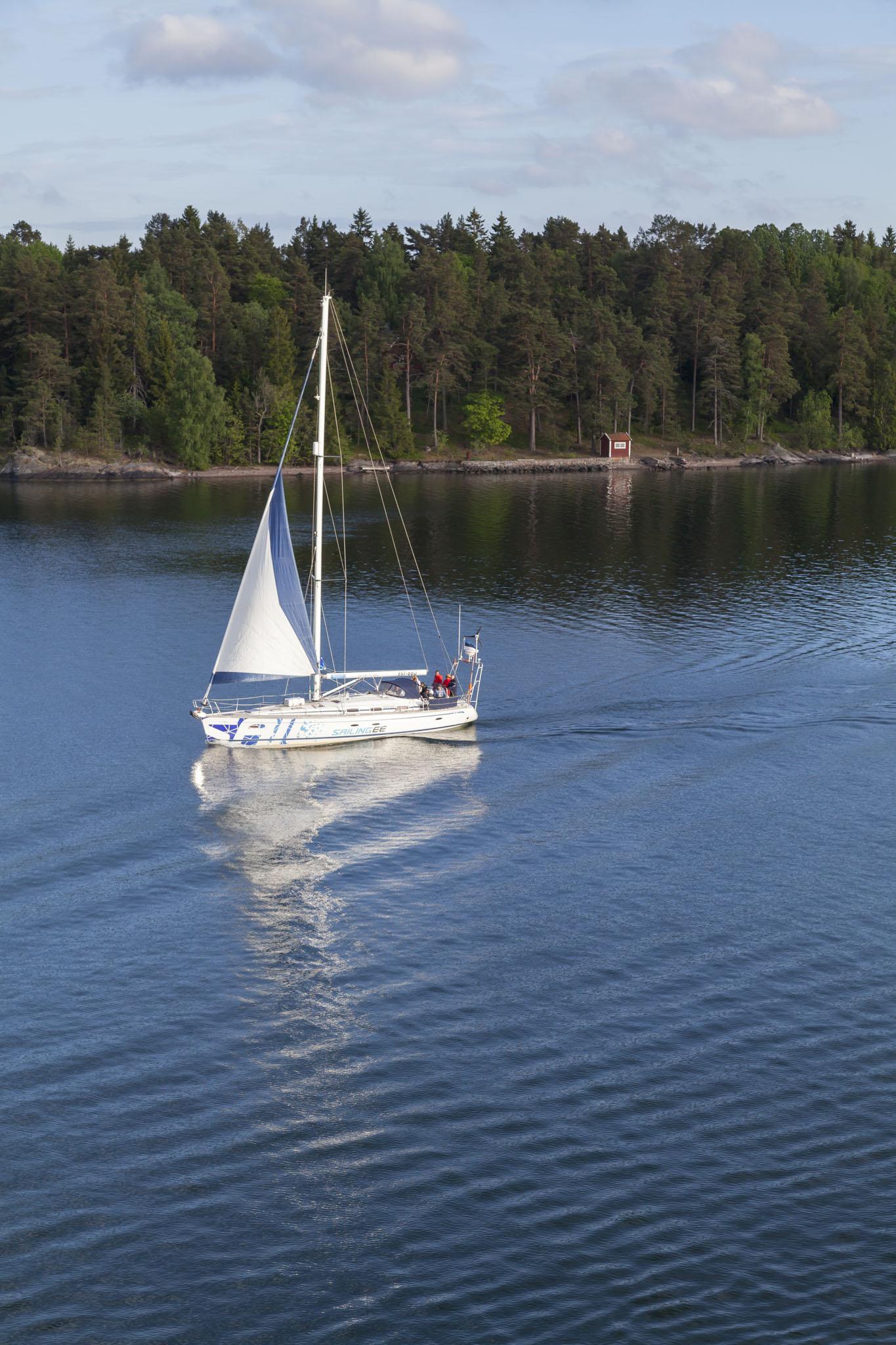 Yacht, Stockholm Archipelago
