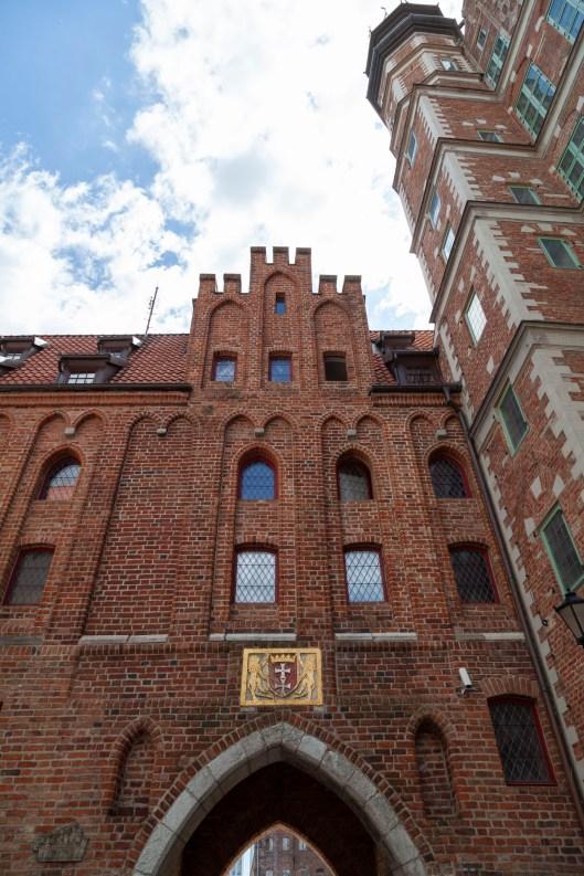 Gdańsk Brama Mariacka