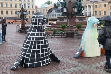 Senate Square Art, Helsinki