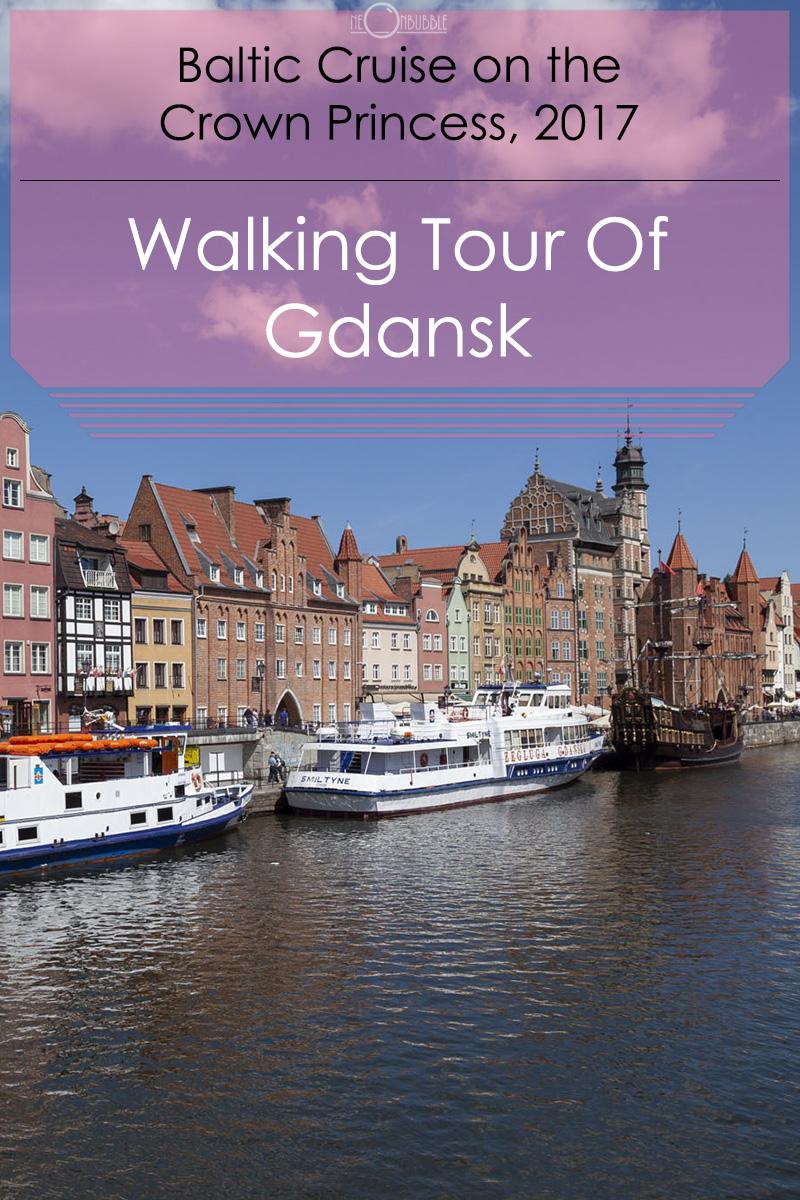 Gdansk Walking Tour