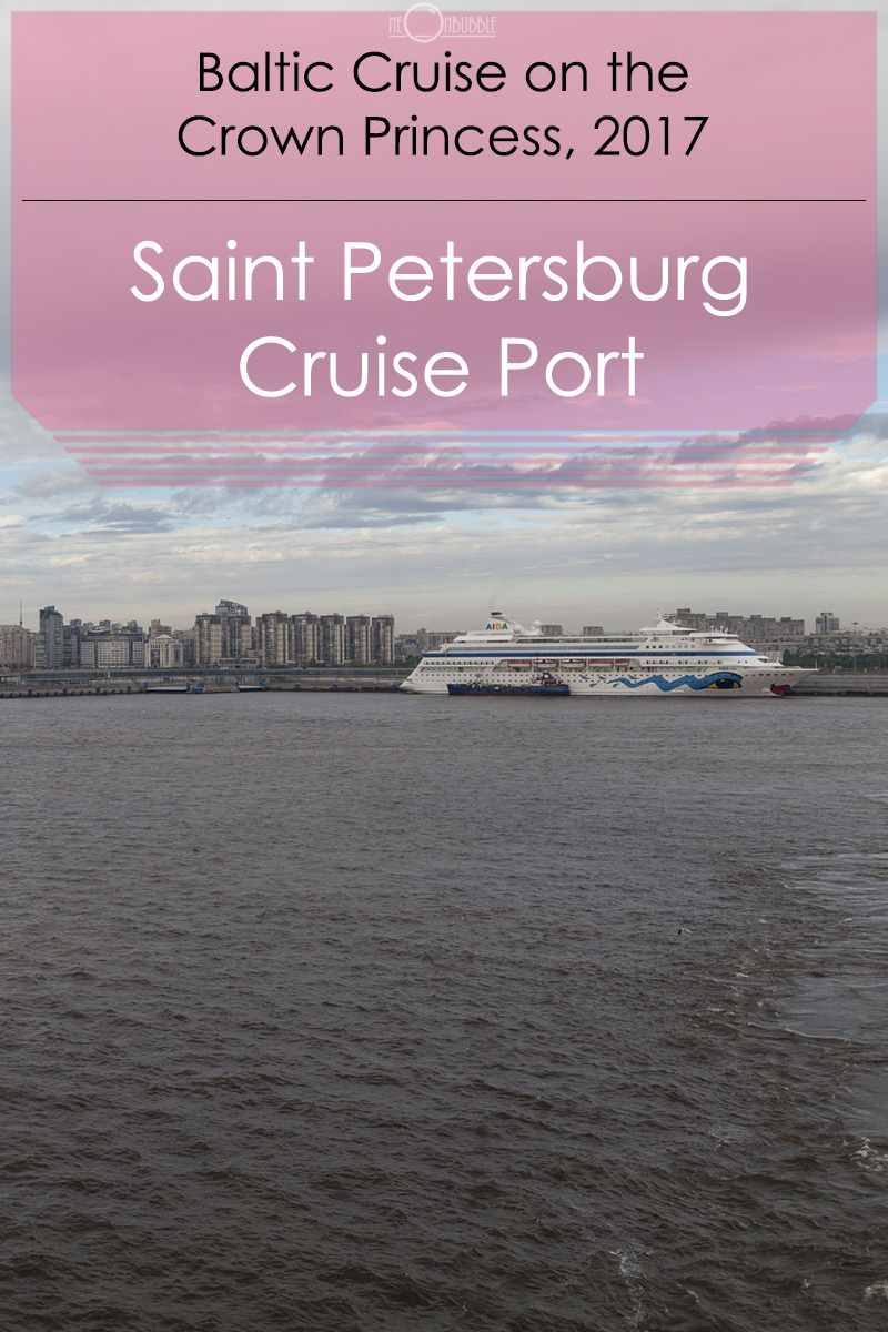 Saint Petersburg Cruise Port