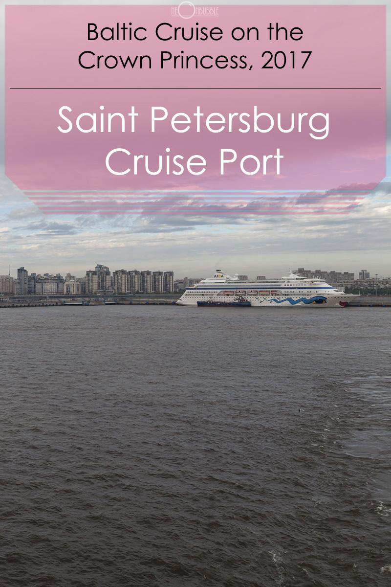 Saint Petersburg Cruise Port