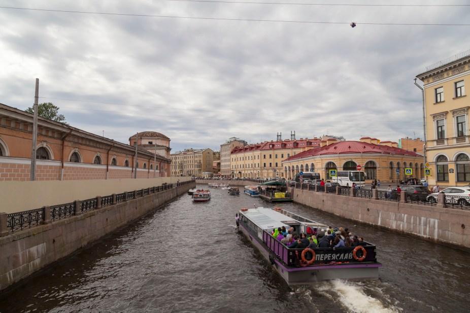 Moyka Riverboats