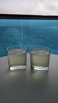 Drinks On The Balcony