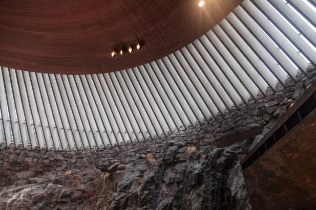 Temppeliaukion Church, Helsinki