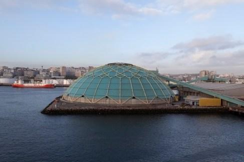 A Coruna Coal Dome