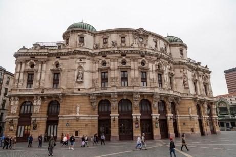 Bilbao Theatre
