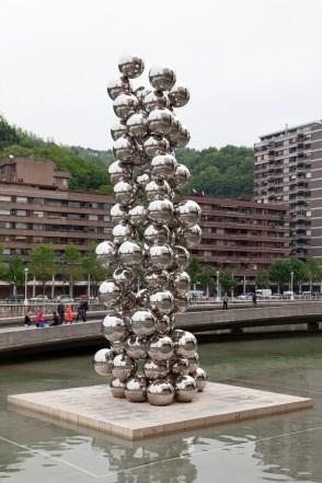 Guggenheim Museum Sculpture
