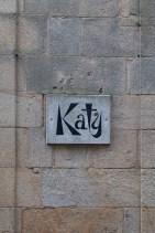 Katy Sign