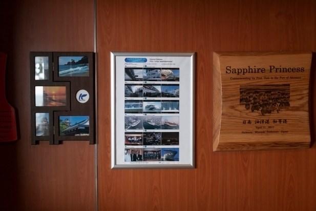 Ship Port Plaques
