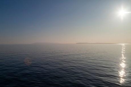 Sapphire Princess Sea View
