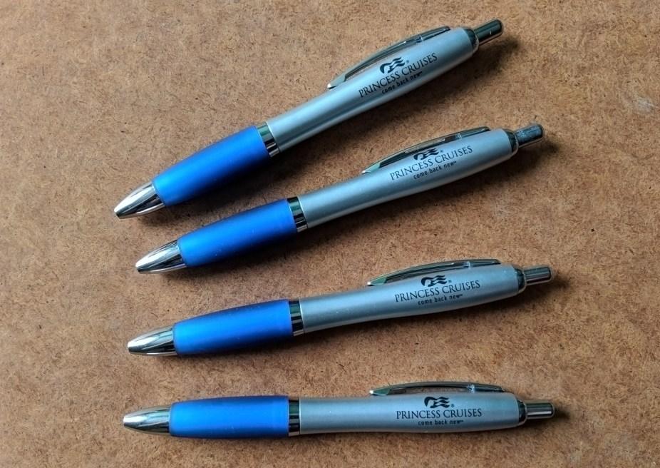 Royal Princess Pens