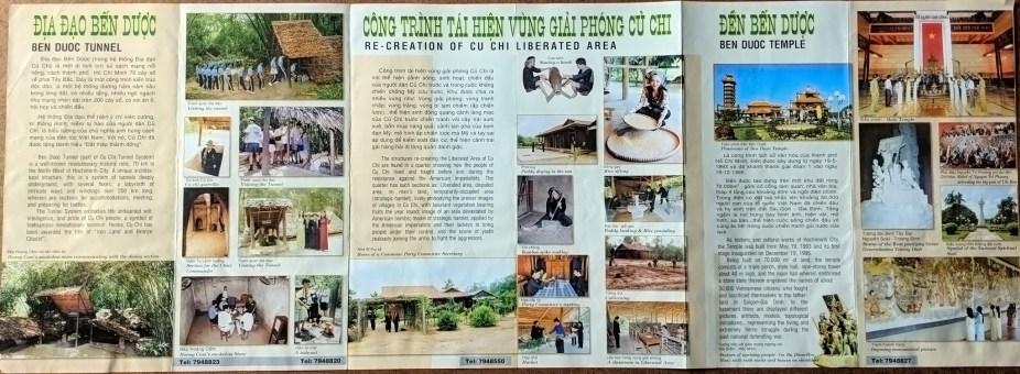 Vietnam Cu Chi Tunnels Guide