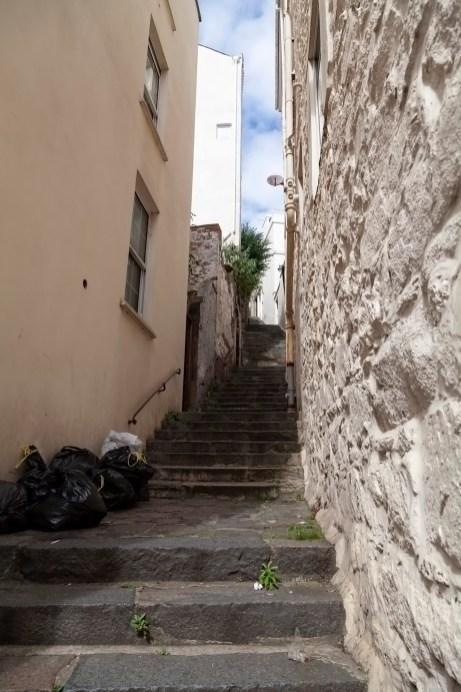 Clifton Steps, St Peter Port