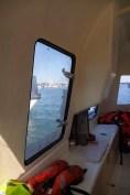On Tender Boat