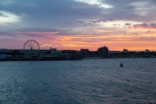 Southsea Sunrise, Portsmouth