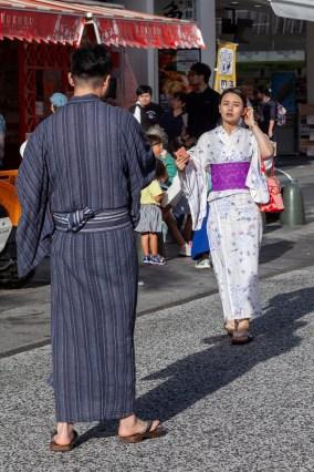 Kimono Wearers, Okinawa