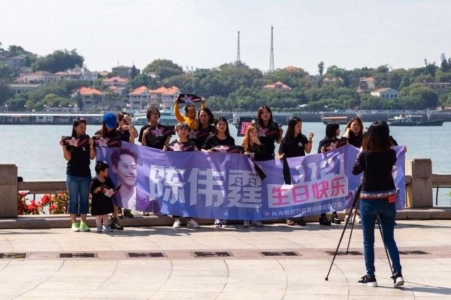 Chinese Schoolgirls