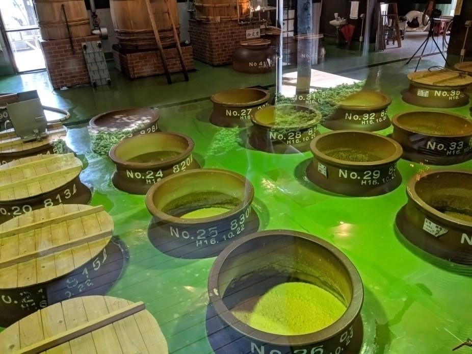 Shochu Distillery