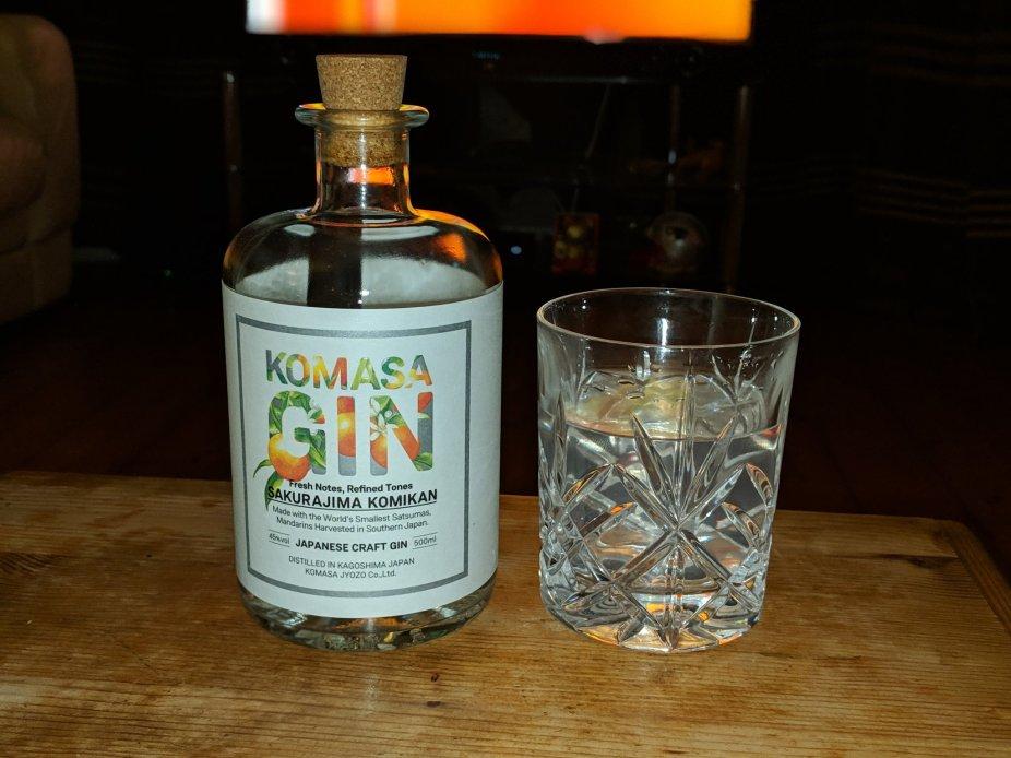 Satsuma Gin
