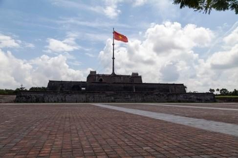 Citadel Flag Tower