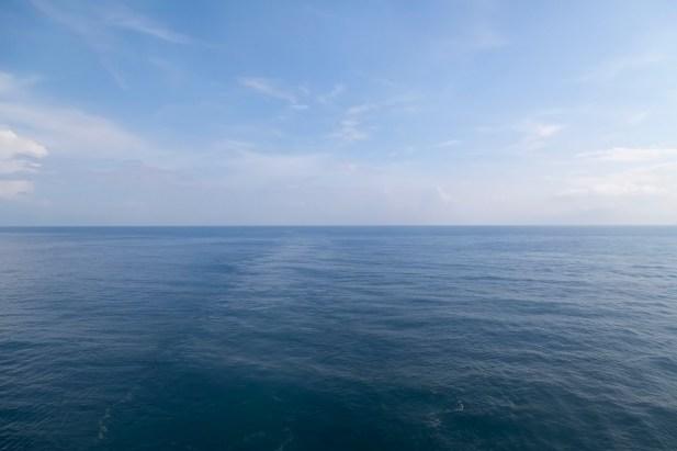 Flat Sea