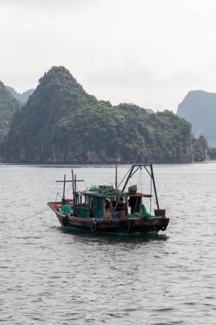 Boat, Ha Long Bay
