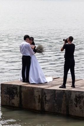 Ha Long Bay Wedding Shoot