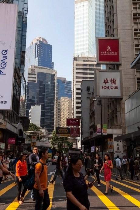 Hong Kong Steps
