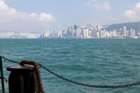 Star Ferry Trip