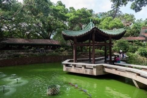 Lake, Kowloon Park