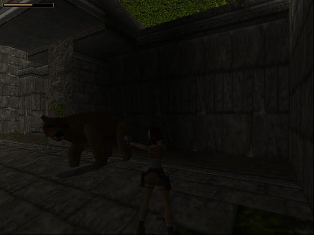 Tomb Raider I - Screenshot