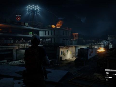 WWZ - Screenshot
