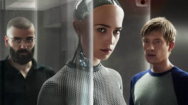 .. in Ex Machina