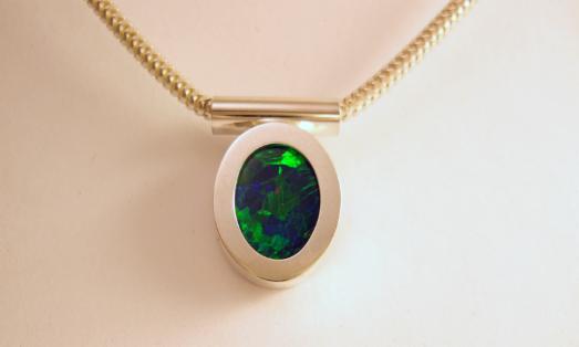 Opale  neongolden