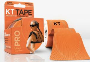 KT Tape in Neon Orange