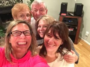 Family #Selfie