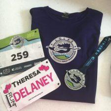 Bling from Lola's Half Marathon 2017
