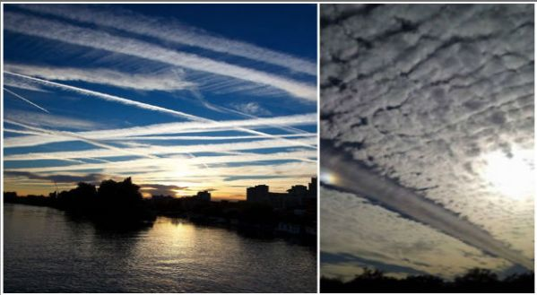 a new bill has been introduced which will put a complete ban on poisonous chemtrails in rhode island