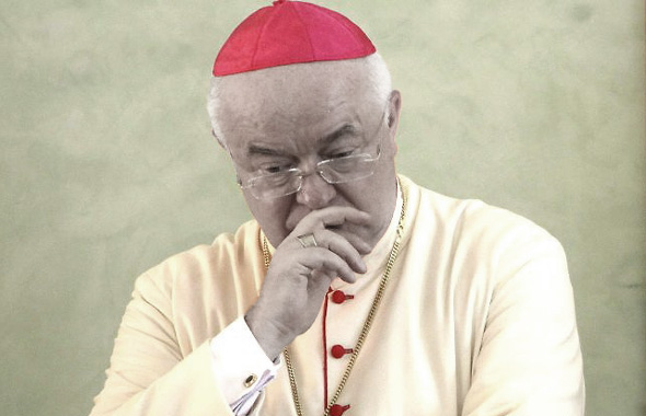 archbishop josef wesolowski mysteriously died before his trial for child abuse