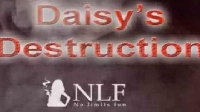the title page of peter scully s most depraved video daisy s destruction on his dark web no limits fun channel shocked police