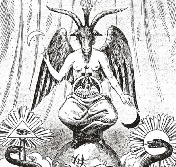 conspiracy theorists suggest the  cube  warns that the  embodiment of lucifer  has begun