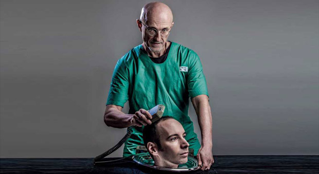 italian neurosurgeon sergio canavero will undertake the first human head transplant this year in china
