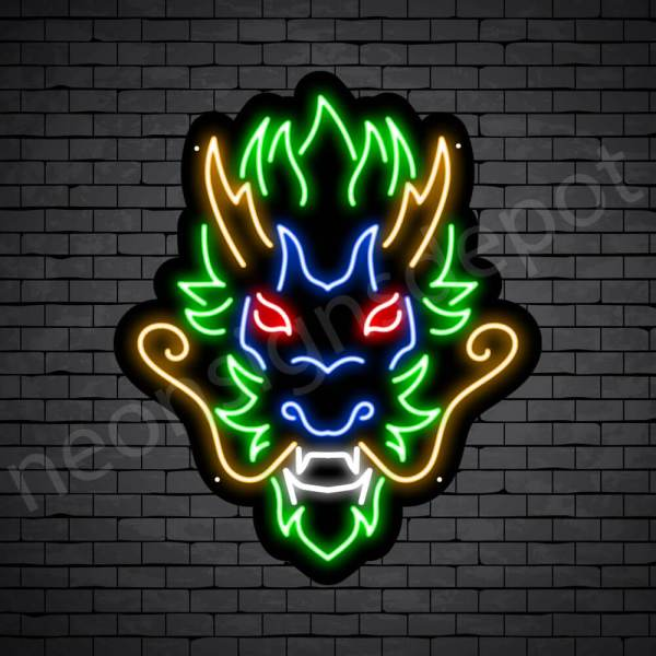 Dracul Dragon Neon Sign